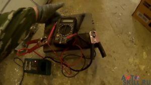 Зарядка Автомобильного Аккумулятора От Шуруповерта